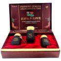 Ginseng extrait coffret cadeau 3 bouteilles de 30 g