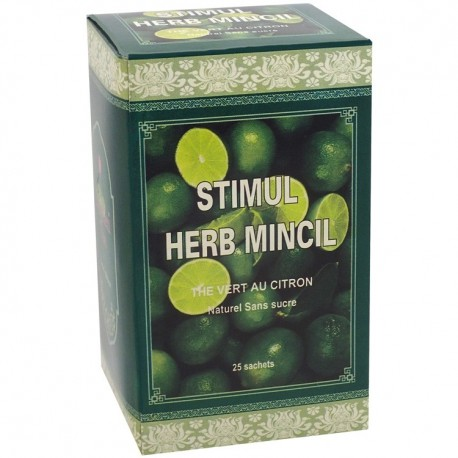 Herb Mincil Citron vert Hong Lien de Paris Lotus