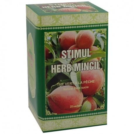 Le célébre thé minceur HERB MINCIL à la PECHE qui vous aide à maigrir facilement depuis 1995.